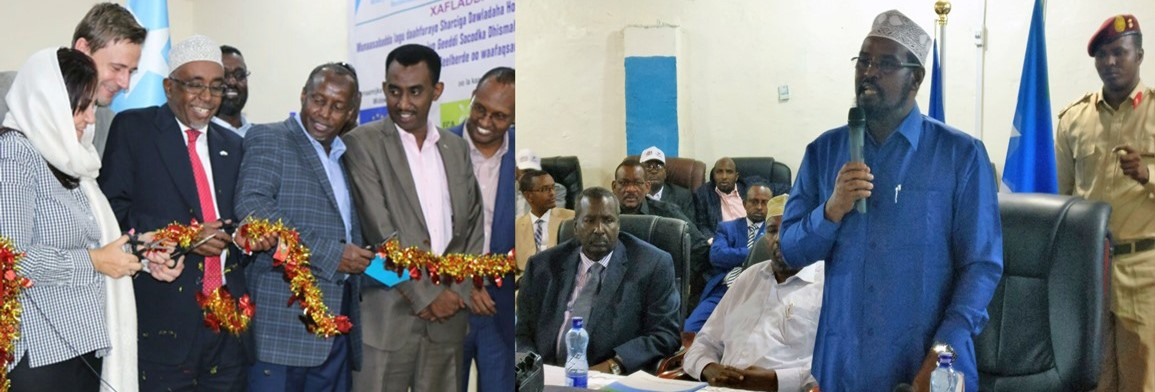 PROGRESSING STABILITY WITH THE LAUNCH OF LOCAL GOVERNMENT LAW