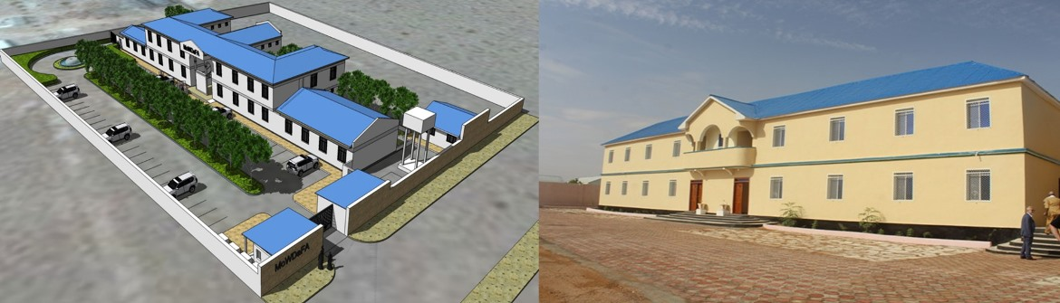 Modern and Sophisticated Office Facilities for Ministry of Women Development and Family Affairs in Puntland