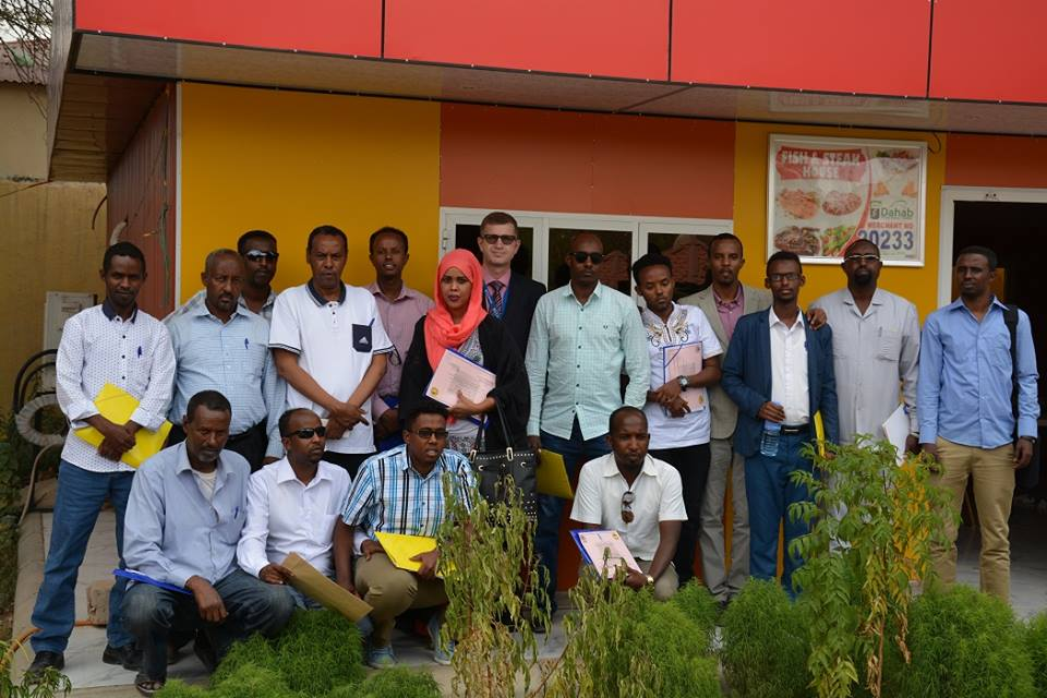 Enhancing Somaliland Parliament's Capacity for Public Outreach and Engagement